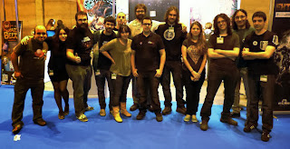 BeautiFun and many of other Spanish indies at Madrid Games Week 2013!