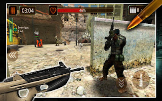 Game Battle WW2 Combat APK MOD