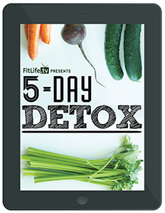 Detox With Drew | THE 5 DAY DETOX