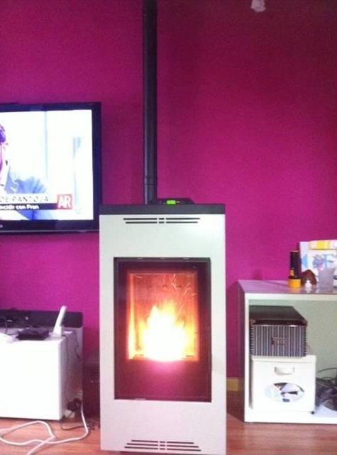 Instaladores de estufas de biomasa instalaci n estufa - Estufas de biomasa ...