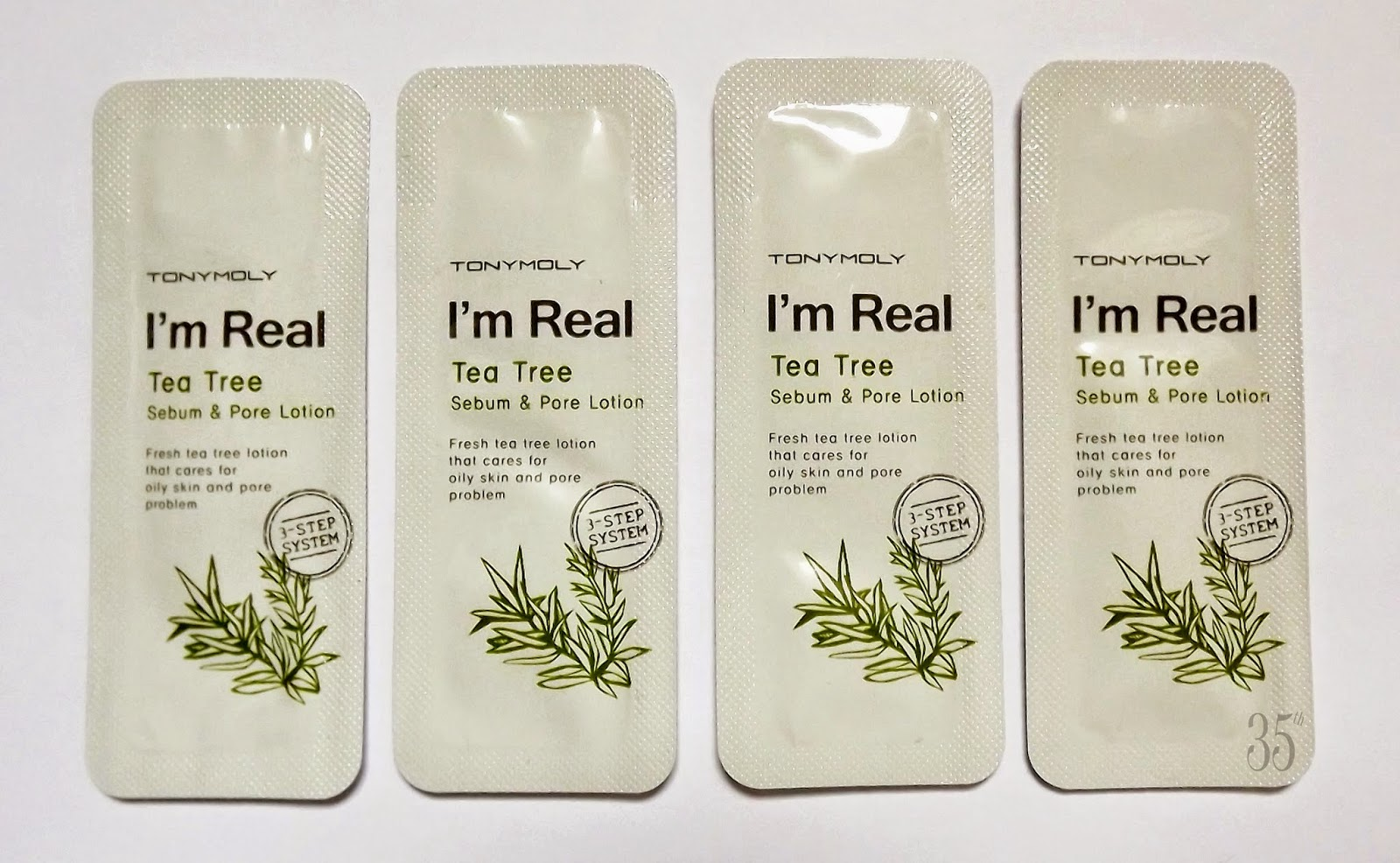 Tonymoly I'm Real Tea Tree Sebum Pore Lotion review