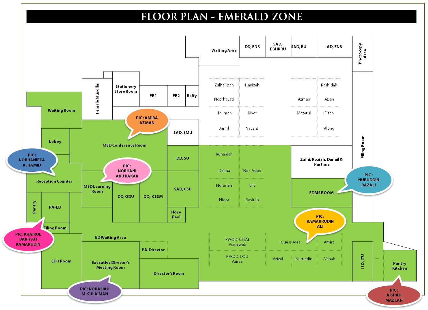 As sparkling as emerald emerald zone floor plan for Zone plan