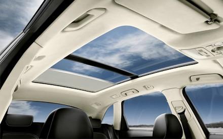 novo Audi SQ5 2014 teto solar