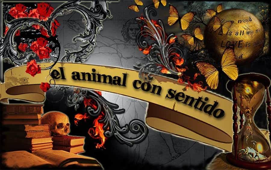 El animal con sentido