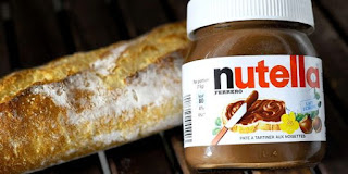 Pot Nutella