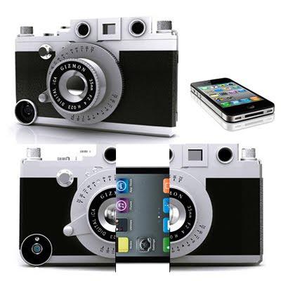 Review: Gizmon iCA แปลงร่าง iPhone ให้เป็นกล้องถ่ายรูปแบบคลาสสิค