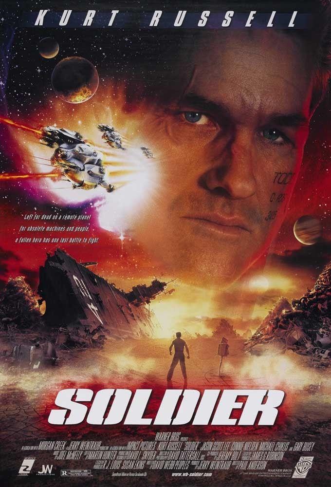 Soldier (1998) ขบวนรบโค่นจักรวาล