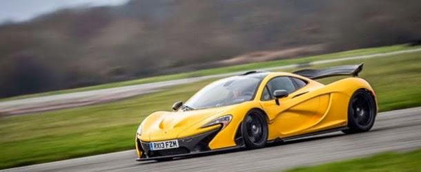 Track Only McLaren P1 Confirmed!