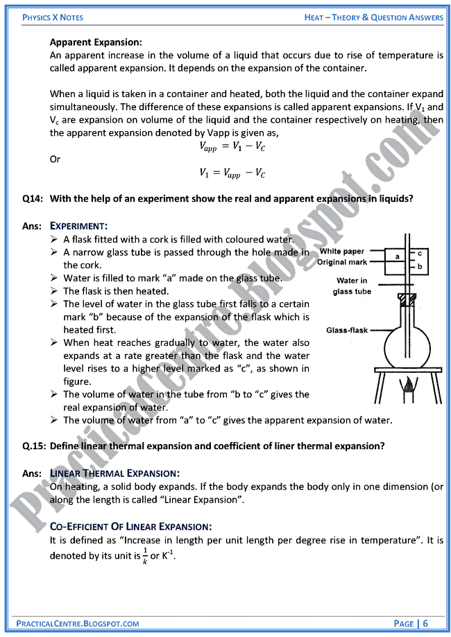 physics essay questions and answers