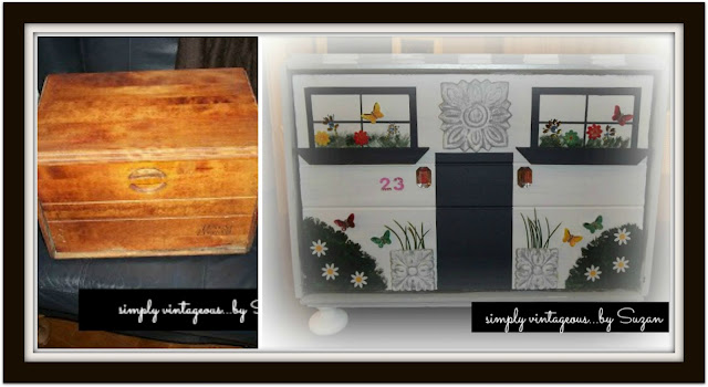 before, after, diy, easy, dollhouse