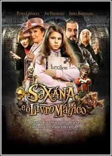 Download - Saxána e o Livro Magico DVDRip AVI Dual Áudio + RMVB Dublado ( 2013 )