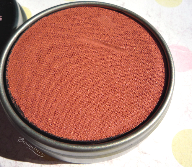 Lancome My Parisian Blush in Corail de Ville: review, photos, swatches