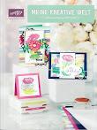 Stampin'up!  Ideenbuch & Katalog 2016/17