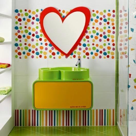 2948 5 or 1395570094 ديكورات حمامات ملونة بالصور