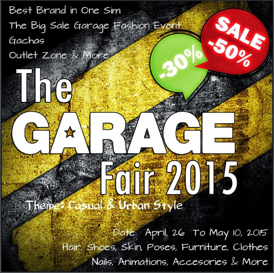 The GARAGE Fair 2015