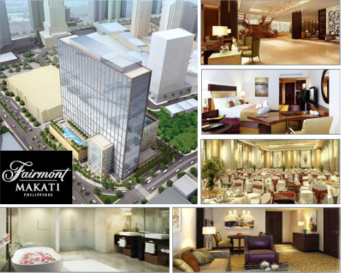 Fairmont Hotel Makati Number Of Rooms