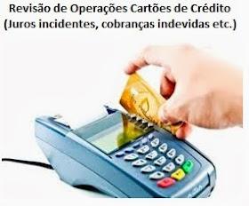 Revisão de Op. em Cartões de Crédito.