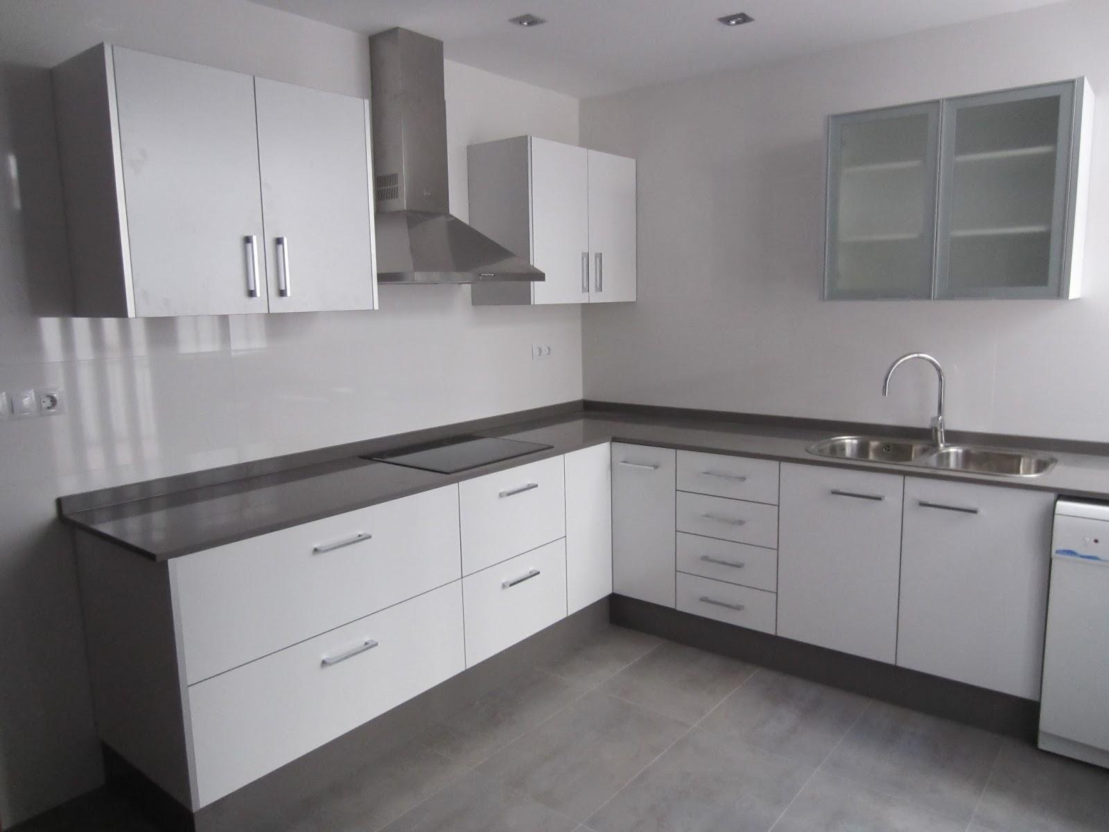 Imagenes de muebles de cocinas modernas for Muebles de cocina pequena modernos