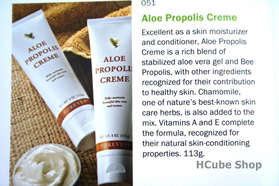 Hdi Aloe Propolis Cream Untuk Jerawat  Paling Ampuh