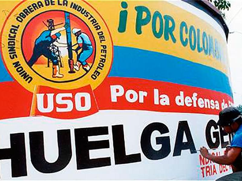 Resolución 005: defensa del derecho de huelga en el sector petróleo
