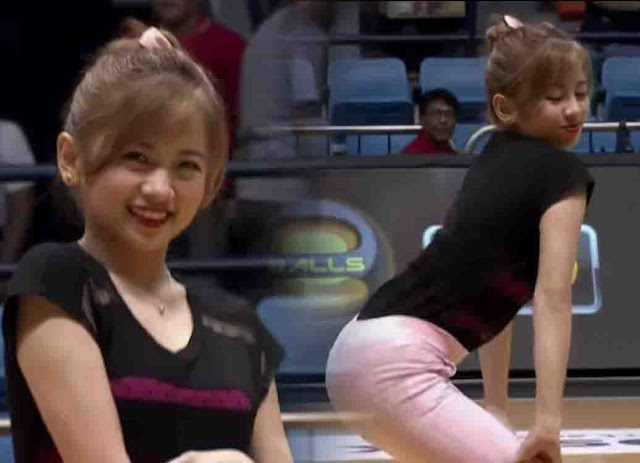 During Ella Cruz's Opening Dance number on NCAA Season 91, She allegedly used hip pads to improve the size of her buttocks