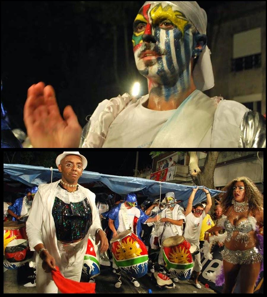 Desfile de Llamadas. Más que Lonja.. Montevideo. 2011.