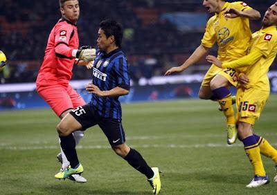 Inter Milan 2 - 0 Fiorentina (3)