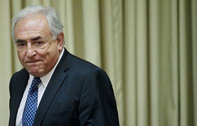 DSK démissionne du FMI communiqué