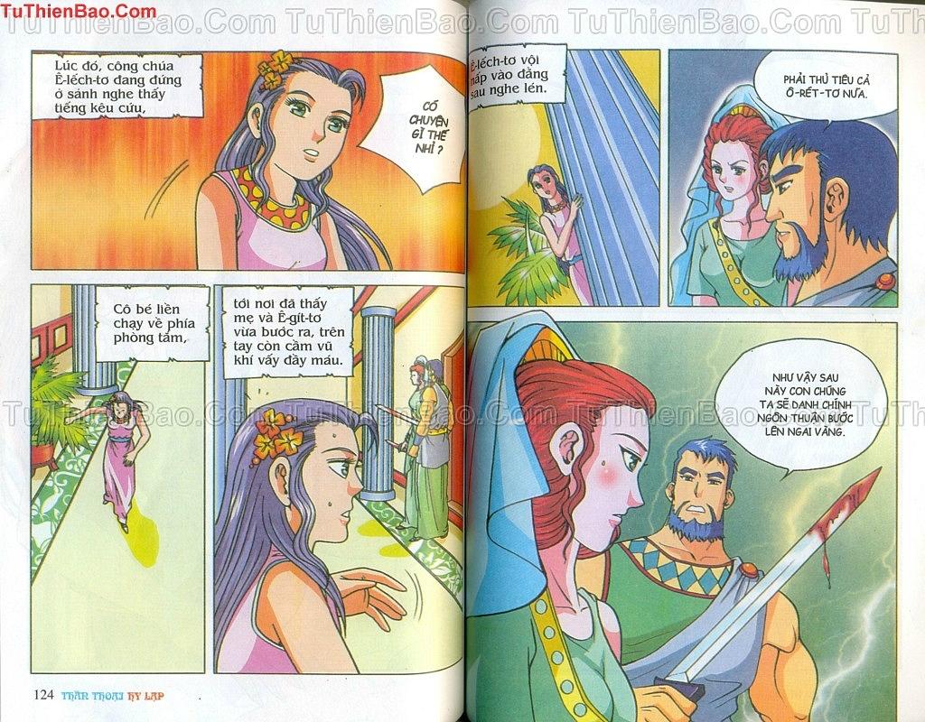 Thần thoại Hy Lạp Chapter 14 - Trang 61