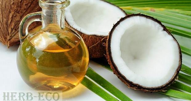Кокосовое масло Organic от iHerb