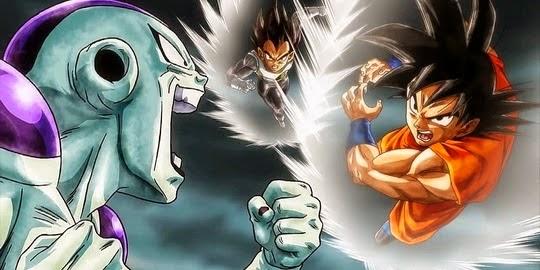 Dragon Ball Z : La Résurrection de Freezer, Le Grand Rex, Ghost in the Shell - The Movie, Actu Ciné, Cinéma,