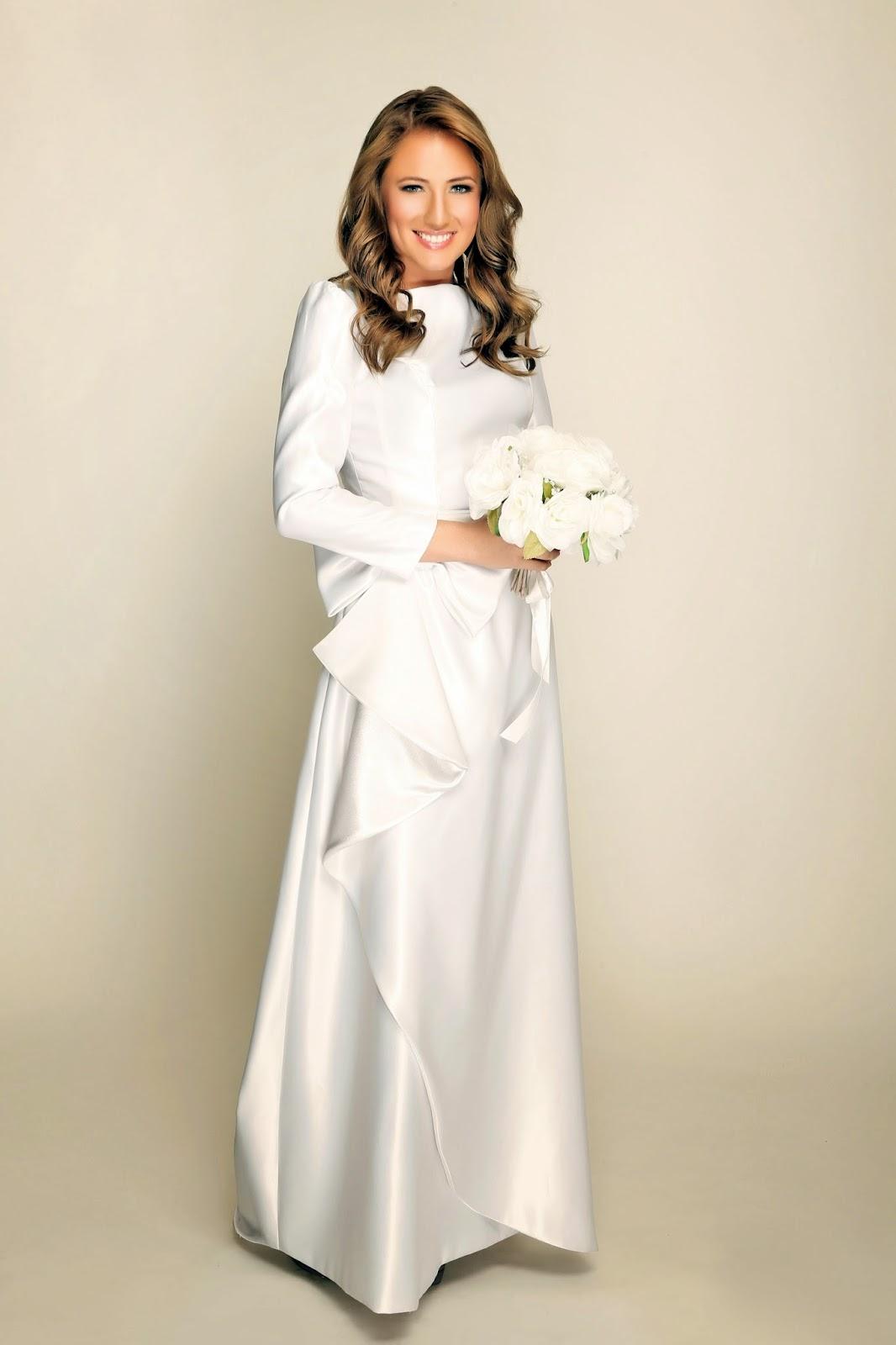 Stasia Bridal Gowns... 10% off! | Fresh Modesty