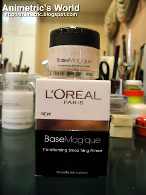 L'oreal Base Magique Transforming Smoothing Primer Review
