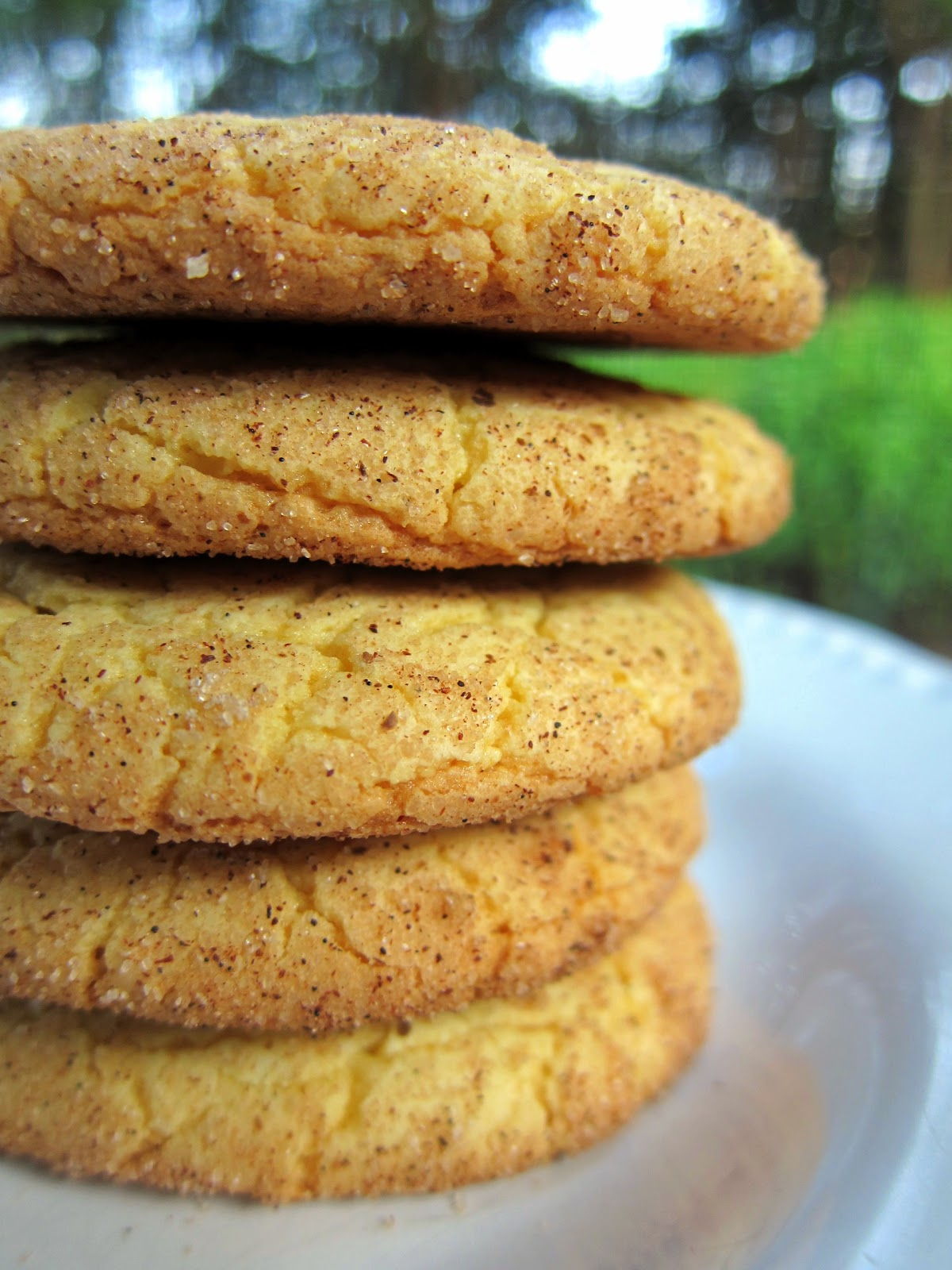 How To Make Snickerdoodles With Yellow Cake Mix