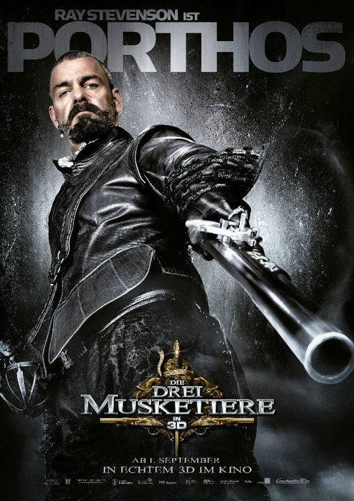 "Cinema Life: ""The Three Musketeers in 3D"" - New ..."