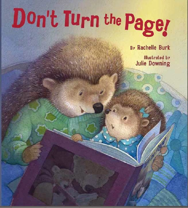 Don't Turn the Page!