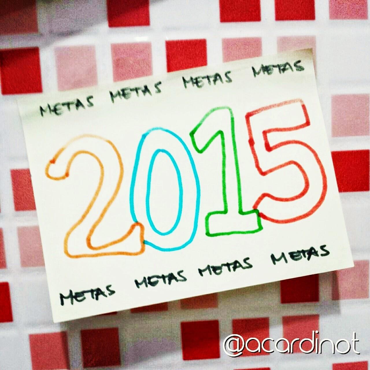 2015 é o meu ano!