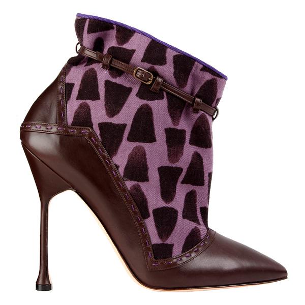 Lindos zapatos de moda | Coleccion Manolo Blahnik
