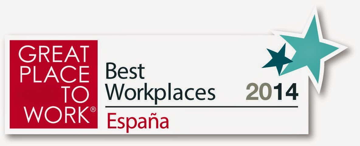 Best Workplaces to Work Spain 2014