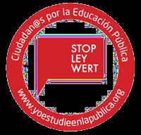 Yo apoyo Stop ley Wert. Abuelohara