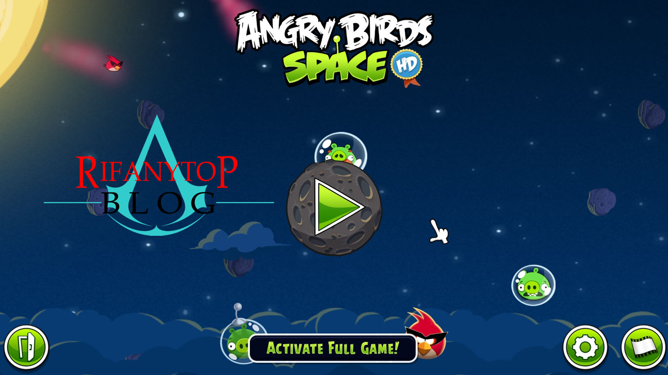 Download Angry Birds Space - latest version