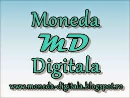 Moneda Digitală - New Logo
