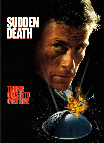 Poster Of Sudden Death In Dual Audio Hindi English 300MB Compressed Small Size Pc Movie Free Download Only At www.cintapk.com