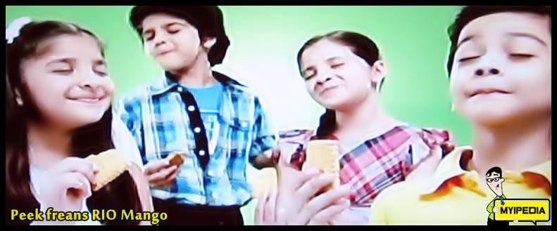 Peek Freans Rio Mango TVC 2013