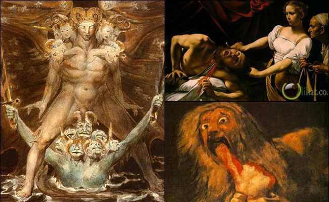 10 Lukisan Kuno yang paling Menyeramkan di Dunia