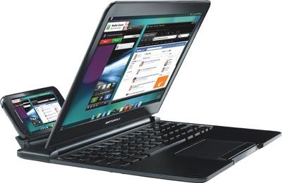 Motorola Lapdock Support and WebTop