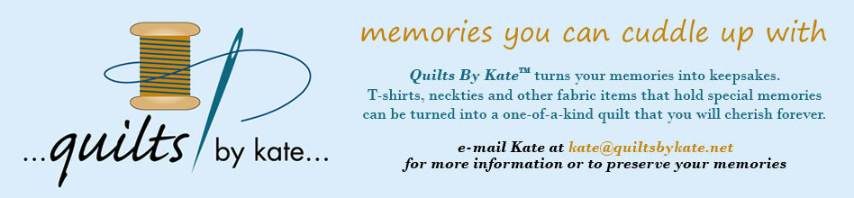 ...quilts by kate...tshirt ™