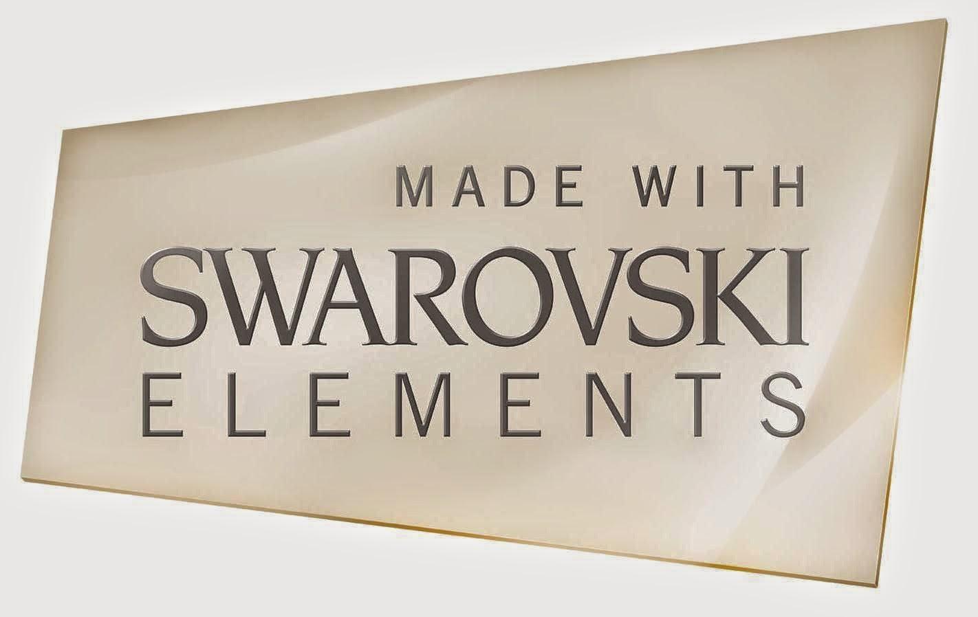 Lampadari con Swarovski Strass Elements