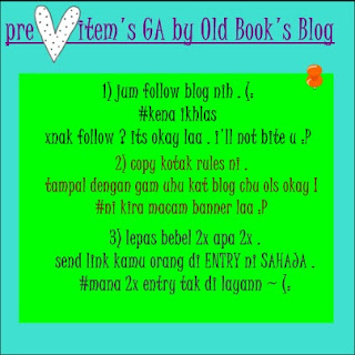 GA Pre Loved Items By Old Books .