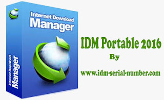 Internet Download Manager (IDM) 6.25 build 3 Portable fullversion 2016 latest update